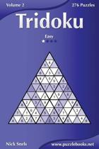 Tridoku - Easy - Volume 2 - 276 Puzzles