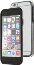 Mobilize MOB-DPCTB-IPH6 mobiele telefoon behuizingen 11,9 cm (4.7'') Hoes Zwart, Transparant