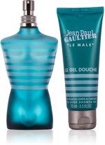 Jean Paul Gaultier Le Male Giftset Eau de toilette 75 ml + Douchegel 75 ml
