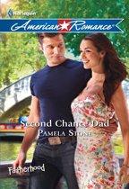 Second Chance Dad (Mills & Boon American Romance) (Fatherhood - Book 28)