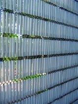 Sunart Vliegengordijn - Transparant - 90 x 210 cm