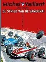 Michel Vaillant - Vintage Hc10. De strijd van de Samoerai