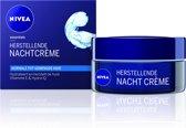 NIVEA Essentials Herstellend Normale tot Gemengde Huid  Nachtcrème - 50 ml