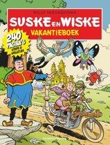 """""""Suske en Wiske  - Vakantieboek"""""""
