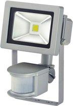 Brennenstuhl 1171250122 wandverlichting Geschikt voor gebruik binnen Geschikt voor buitengebruik Zilver
