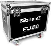 BeamZ FCFZ4 flightcase voor 4x FUZE serie moving heads