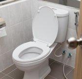 Toiletdouche, bidet, wc douche, bidetkraan