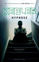 Boek cover Hypnose van Lars Kepler (Onbekend)