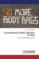 Transatlantic Public Opinion on War