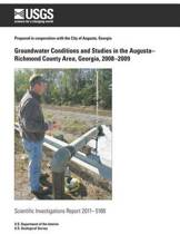 Groundwater Conditions and Studies in the Augusta? Richmond County Area, Georgia, 2008?2009