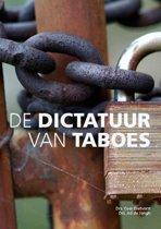 Omslag van 'De dictatuur van taboes'