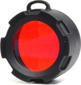 Olight Red Filter voor M20 serie