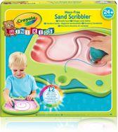 Crayola Sand Scribbler - Knoeivrij zandatelier