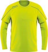 Uhlsport Stream 22 Goalkeeper Shirt Heren  Sportshirt - Maat L  - Mannen - geel/blauw