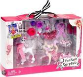 Barbie: Een Modesprookje - Trimsalon Set