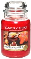 Yankee Candle Christmas Memories - Large Jar