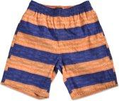 Blue Seven Jongens Zwemshort ORANJE Maat 164