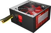Mars Gaming MPII850 power supply unit 850 W ATX Zwart, Rood