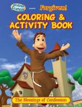 The Forgiven Coloring & Activity Book