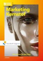 Boek cover Marketing Kernstof incl. toegang tot Prepzone van Hans Vosmer (Hardcover)
