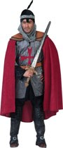 Middeleeuwse & Renaissance Strijders Kostuum | Roughside Ridder | Man | Maat 48-50 | Carnaval kostuum | Verkleedkleding