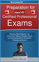 Preparation for AutoCAD Certified Professional Exams