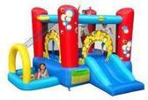 Happy Hop Blubble 4 in 1 Play center - Springkussen