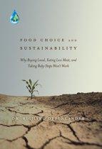 Omslag van 'Food Choice and Sustainability'