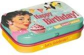 Mint box Happy Birthday   Nostalgic Art