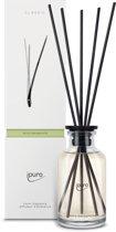 ipuro classic line bergamote geurverspreider Glas, Kunststof Zwart, Transparant Geurfles