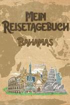 Mein Reisetagebuch Bahamas: 6x9 Reise Journal I Notizbuch mit Checklisten zum Ausf�llen I Perfektes Geschenk f�r den Trip nach Bahamas f�r jeden R