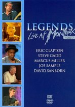 Legends Live In Montreux 1997
