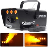 Rookmachine - BeamZ S700LED rookmachine met Vlameffect