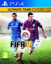 FIFA 15 - Ultimate Team Edition - PS4