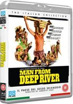 Man From Deep River (import) (dvd)
