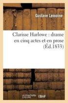 Clarisse Harlowe