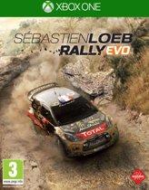 Namco Bandai Games Sebastien Loeb Rally Evo, Xbox One Basis Xbox One video-game