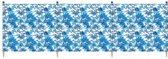 Yello Windscherm Hibiscus 4 Palen 90 X 294 Cm Blauw