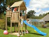 Speeltoren met Glijbaan - Jungle Palace