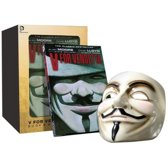 V for Vendetta Deluxe Collector Set With Mask