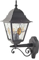Luxform 230V Richmond wand buitenlamp up