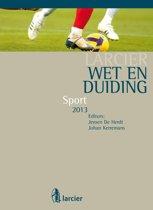 Larcier Duiding - Wet & Duiding Sport
