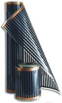 Caravanverwarming 42V. set met een powersupply, 20x120cm, incl. aansluitkabel 250cm