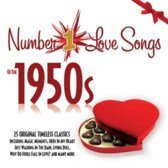 Number One Love Songs of the 1950s