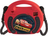 Disney Cars CD player with mics