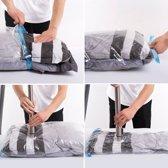 Vacuum opbergzakken XL – Vacuümzakken - Reis Opbergzak – Travel bag - Vaccum Storage Bag - 100 x 70 cm
