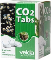 Velda CO2 tabs voor waterplanten