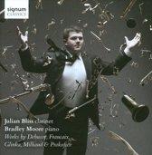 Works By Debussy, Milhaud, Glinka, Francaix & Prok