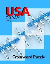 USA Today Daily Crossword Puzzle: Today's Contemporary Words As Crossword Puzzle Book. Kriss Kross Puzzle Crossword Puzzle brand new number cross puzz