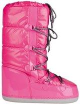 Winter-grip Lak  Snowboots Dames Roze - Maat 39 / 40